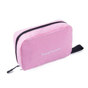 【Hot Sale Now】- Travel toiletry bag cosmetic bag portable large capacity storage bag
