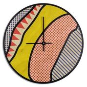 Pop! Art Print Wall Clock-Clearance