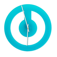 Power Up Clock-Blue-Clearance