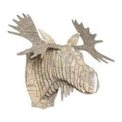 Winston the Small Cardboard Warthog Head - White (2 Pack) Clearance