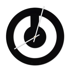Power Up Clock-Black-Clearance