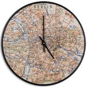 Wall Clock Birch-Berlin-Clearance