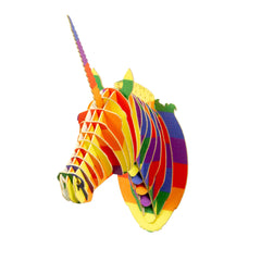 Merlin Nano Rainbow Unicorn Head