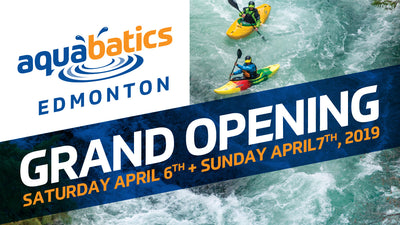 Edmonton Location Grand Opening - April 6th & 7th