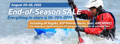 Aquabatics Calgary End of Season Sale 2016