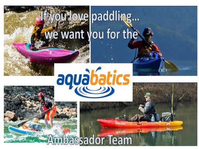 Want to become an Aquabatics Ambassador in 2020?