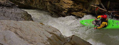 Johnston Canyon - Rise of the Green Team