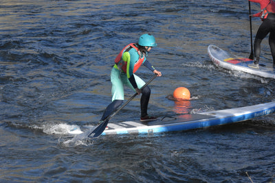 WHAT'S SUP on the River this Summer!