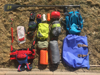 How to Pack for a Multi-Day SUP Trip - Robyn Bell