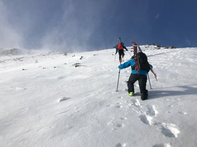 Splitboard HQ - Monday Funday Trip Report - December 2, 2019