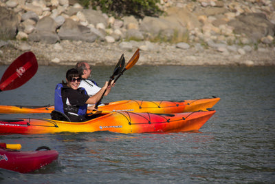 Kayak Courses Calgary - Quick Start Plus Recreational Kayaking
