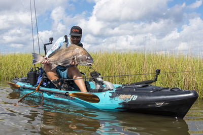 Beginners Guide to Fishing Kayaking
