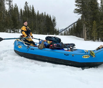 Raft Supported Ski Trip on the Middle Fork of the Salmon River