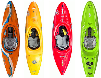FREE SHIPPING on In-Stock Whitewater Kayaks Until June 30, 2019
