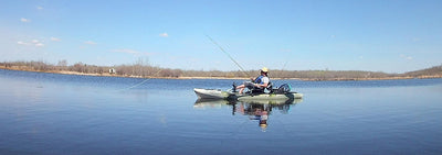 Jackson Coosa FD Fishing Kayak Review