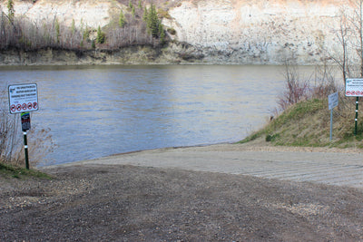 North Saskatchewan River Access in and Around Edmonton