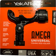 A Hands-on Product Review of the Yak Attack Omega Universal Fishing Rod Holder
