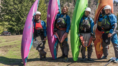 Aquabatics Kayak School Training