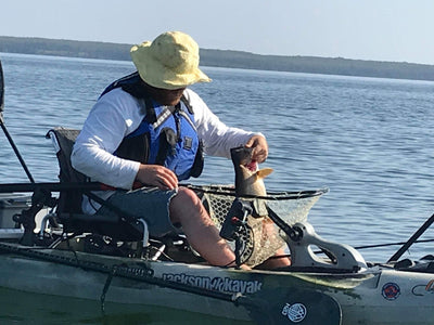Deciphering Fishing Advice, A Quick Kayak Fishing Tip