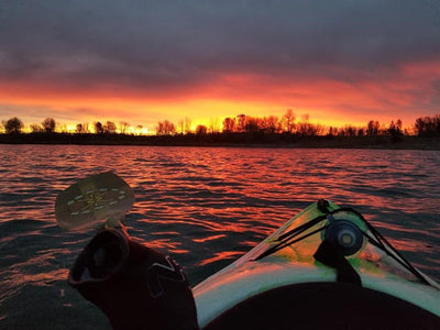 From Home, to Paddle, to Work: Morning Paddling and the Mental Health Benefits - Bryan Hume