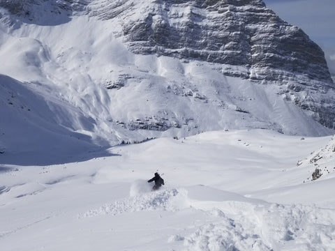 kananaskis country splitboarding