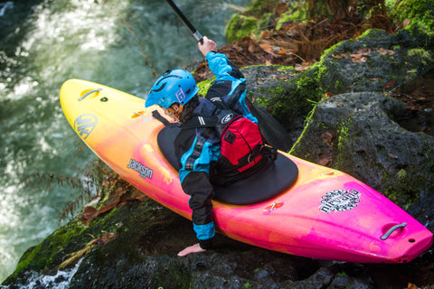 whitewater gear