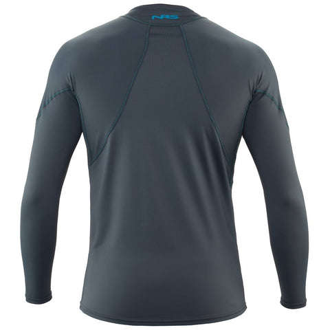 NRS Mens H2Core Rashguard Long-Sleeve Shirt-AQ-Outdoors