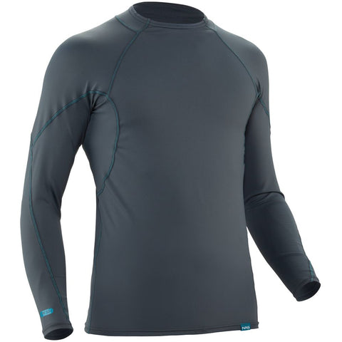 NRS Mens H2Core Rashguard Long-Sleeve Shirt