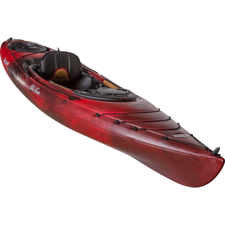 Old Town Loon 126 Recreational Kayak-AQ-Outdoors