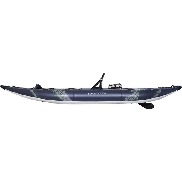 Aquaglide Blackfoot Angler 130 Inflatable Fishing Kayak-AQ-Outdoors