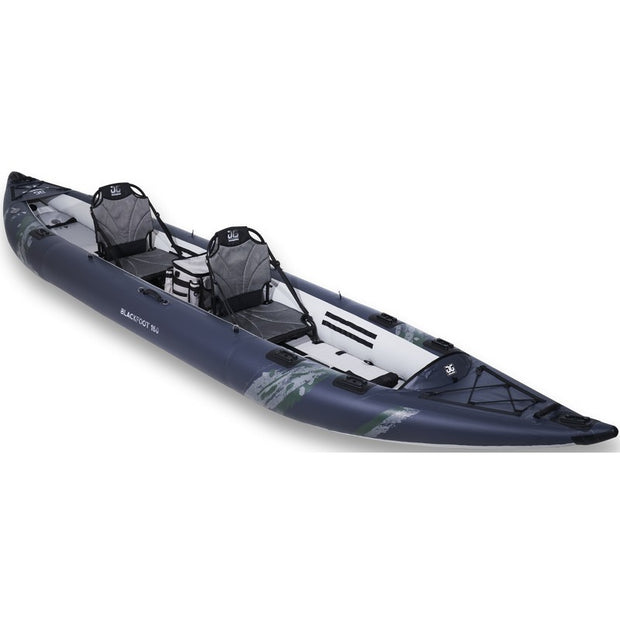 Aquaglide Blackfoot Angler 160 Inflatable Fishing Kayak-AQ-Outdoors