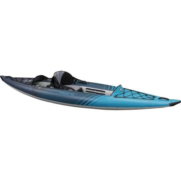 Aquaglide Chelan 120 Inflatable Kayak-AQ-Outdoors