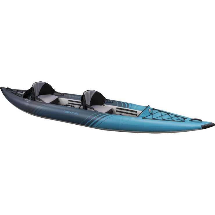 Aquaglide Chelan 140 Inflatable Kayak-AQ-Outdoors
