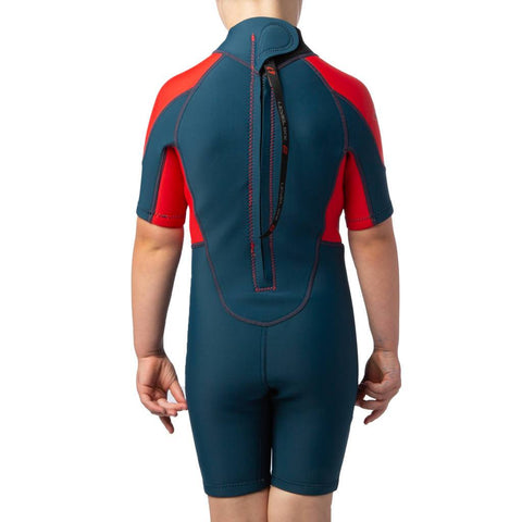 Level Six Child Shorty Wetsuit-AQ-Outdoors