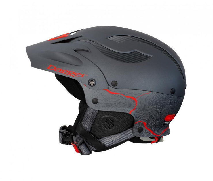 Sweet Protection Rocker Helmet Dagger Edition-Composite Helmets-Sweet Protection-AQ Outdoors Aquabatics