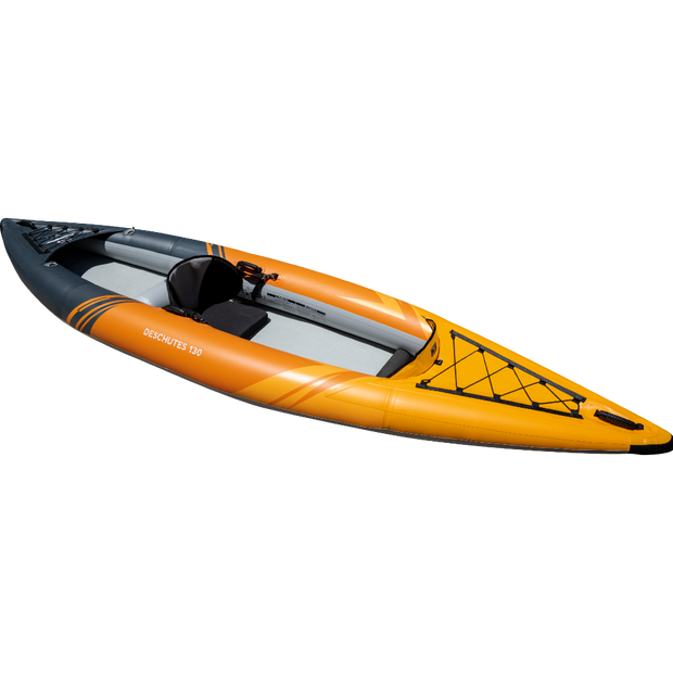 Aquaglide Deschutes 130 Inflatable Kayak-Kayaks - Inflatable-Aquaglide-AQ Outdoors Aquabatics