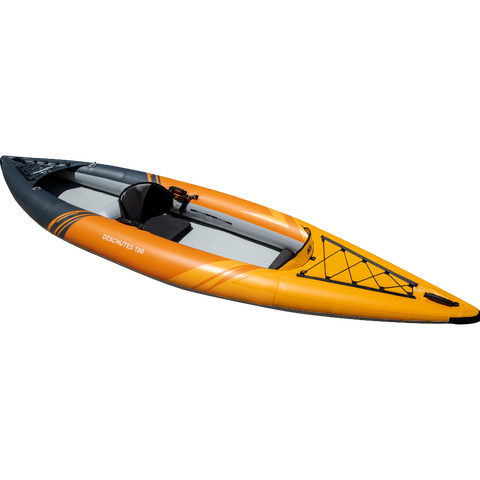 Aquaglide Deschutes 130 Inflatable Kayak-AQ-Outdoors