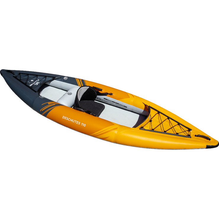 Aquaglide Deschutes 110 Inflatable Kayak-AQ-Outdoors