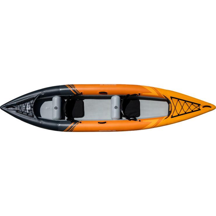 Aquaglide Deschutes 145 Inflatable Kayak-Kayaks - Inflatable-Aquaglide-AQ Outdoors Aquabatics