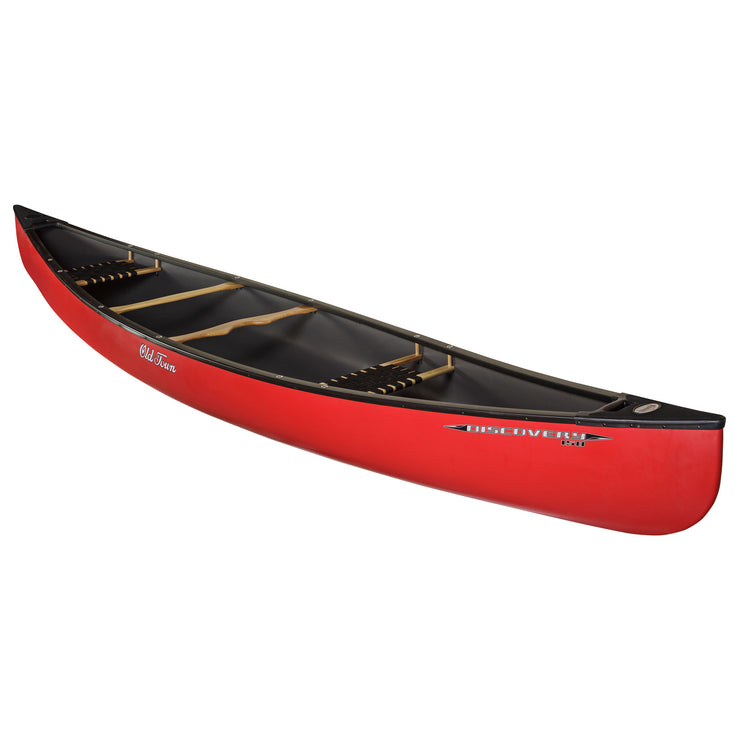 Old Town Discovery 158 Canoe-Canoes - Touring-Old Town-AQ Outdoors Aquabatics
