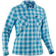 NRS Women's Long-Sleeve Guide Shirt-AQ-Outdoors