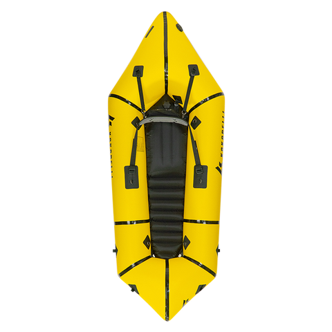 Kokopelli Nirvana Self Bailing Whitewater Packraft-AQ-Outdoors