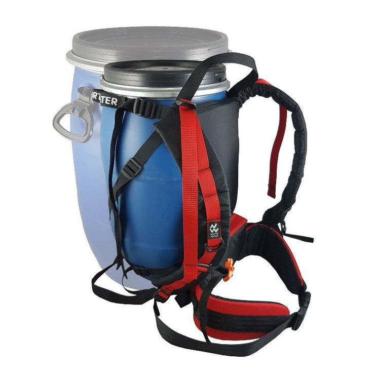 North Water Quick Haul Harness