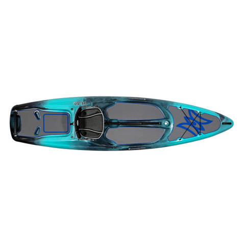 Perception Hi Life 11.0 Hybrid Kayak/SUP-AQ-Outdoors