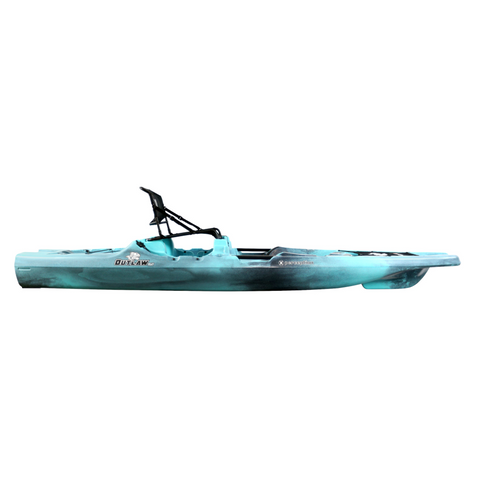 Perception Outlaw 11.5 Fishing Kayak-AQ-Outdoors
