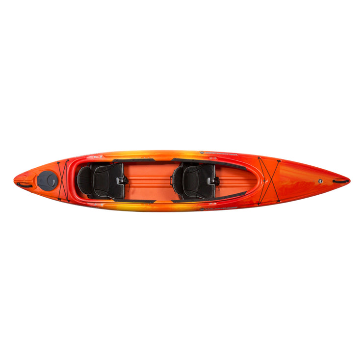 Wilderness Systems Pamlico 135T Kayak-Kayaks - Tandem-Wilderness Systems-AQ Outdoors Aquabatics