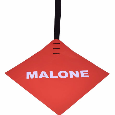 Malone Tow Flag