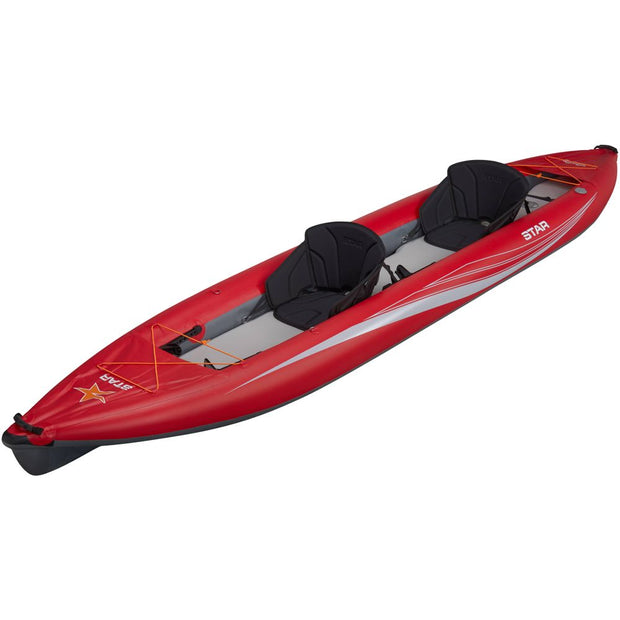 STAR Paragon Tandem Inflatable Kayak-Kayaks - Inflatable-STAR-AQ Outdoors Aquabatics
