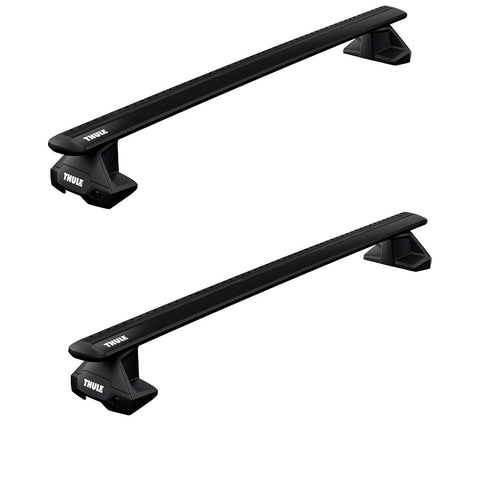 Thule Wing Bar Evo Clamp Roof Rack for Bare Roof