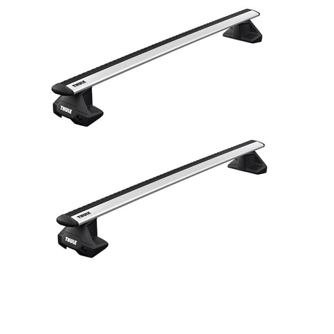 Thule Wing Bar Evo Clamp Roof Rack for Bare Roof-AQ-Outdoors